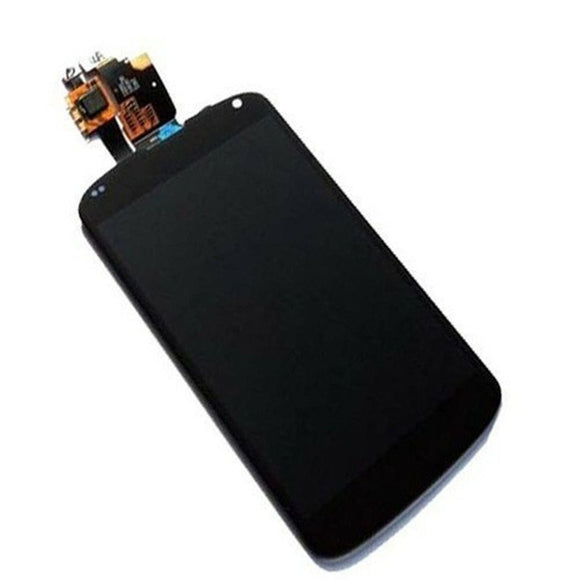 LG nexus 4 E960LCD Display Touch Digitizer Screen Assembly Black OEM