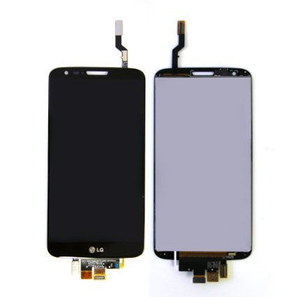 LG G2 D800 D801 LCD Display Touch Digitizer Screen Assembly Black OEM