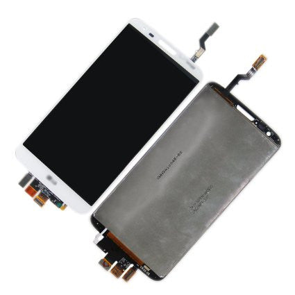 LG G2 D800 D801 LCD Display Touch Digitizer Screen Assembly White OEM