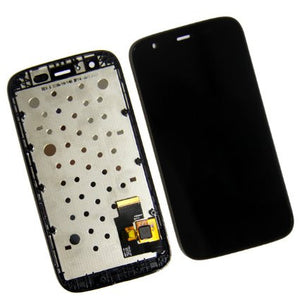 Motorola Moto G XT1032 XT1036 LCD Display Touch Screen Digitizer + Frame