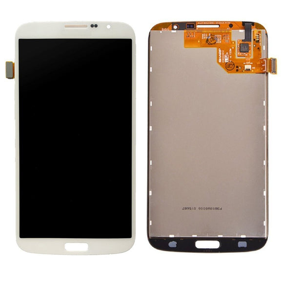 Samsung Galaxy Mega 6.3 i9200 i9205 i527 L600 white full LCD without frame