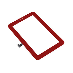SAMSUNG GALAXY TAB 2 3G P3100 7.0 TOUCH SCREEN DIGITIZER RED