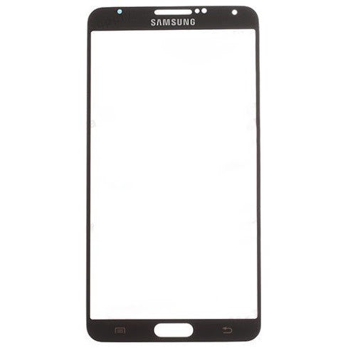 Samsung Galaxy Note 3 N9000 N9005 Glass lens Black