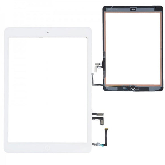 Apple iPad Air 2 6thFull LCD replacment with parts- White
