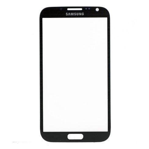 Samsung Galaxy Note 2 N7100 i317 T889 N7105 N7102 Glass lens Gray
