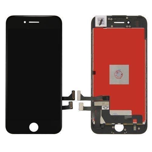 iParts brand replacement for Apple iPhone 7G 4.7 LCD replacement - Black