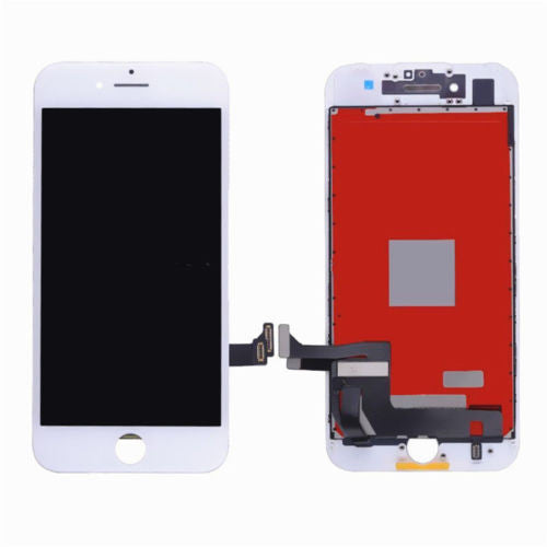 iParts brand replacement for Apple iPhone 7G 4.7 LCD replacement - White