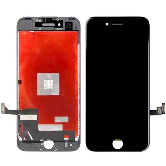 iParts brand replacement for Apple iPhone 7 Plus 5.5 LCD replacement - Black