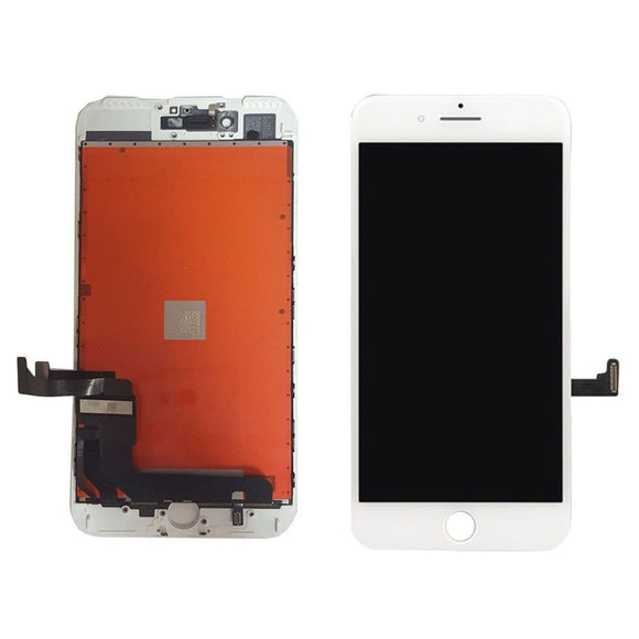 iParts brand replacement for Apple iPhone 7 Plus 5.5 LCD replacement - White