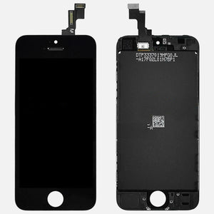 Apple iPhone 5C LCD replacement - Black