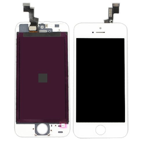 Apple iPhone 5C LCD replacement - White