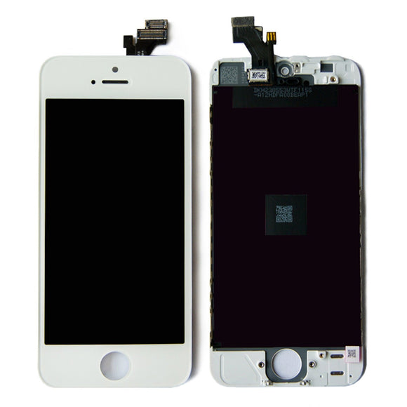 Apple iPhone 5G LCD replacement - White