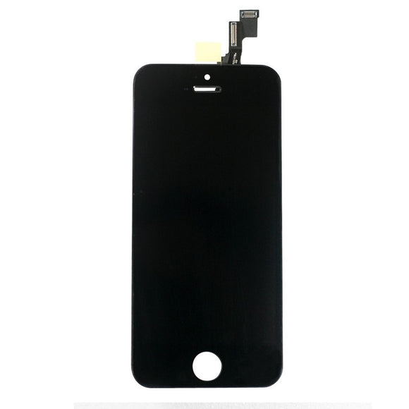Apple iPhone 5S LCD replacement - Black