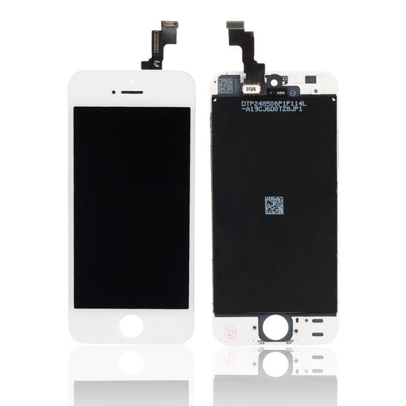 Apple iPhone 5S LCD replacement - White