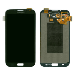 Samsung Galaxy Note II 2 N7100 Gray full LCD without frame