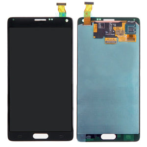 Samsung Galaxy Note 4 N910 N910S N910C N910A N910V N910P N910R N910T Black full LCD without frame