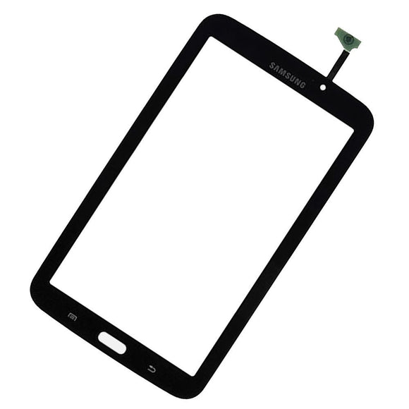 SAMSUNG GALAXY TAB 3 Wifi P3210 7.0 TOUCH SCREEN DIGITIZER BLACK (NO EARPIECE HOLE)