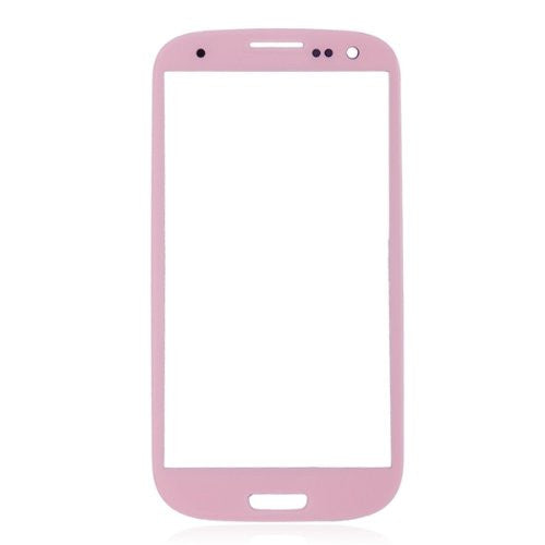 Samsung Galaxy S3 SIII GT-i9300 Glass lens Pink