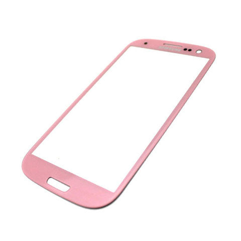 Samsung Galaxy S4 GT-i9500 Glass lens Pink