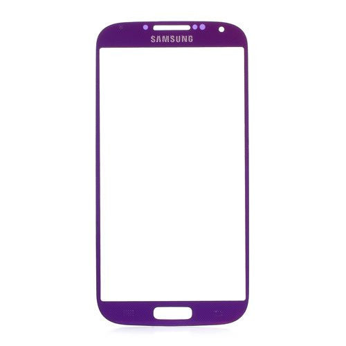 Samsung Galaxy S4 GT-i9500 Glass lens Purple