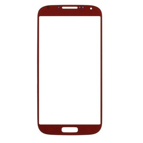 Samsung Galaxy S4 GT-i9500 Glass lens Red