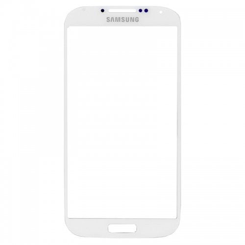 Samsung Galaxy S4 GT-i9500 Glass lens White
