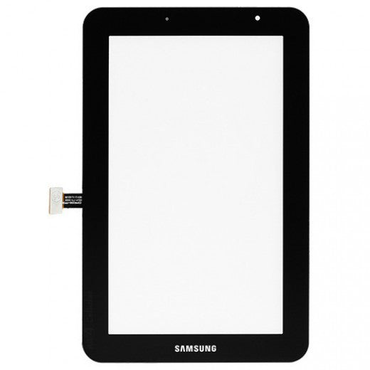 SAMSUNG GALAXY TAB 2 Wifi P3110 7.0 TOUCH SCREEN DIGITIZER BLACK (NO EARPIECE HOLE)
