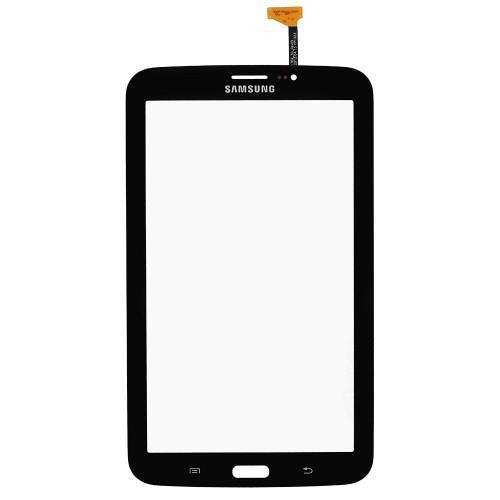 SAMSUNG GALAXY TAB 3 3G P3200 7.0 TOUCH SCREEN DIGITIZER BLACK (EARPIECE HOLE)