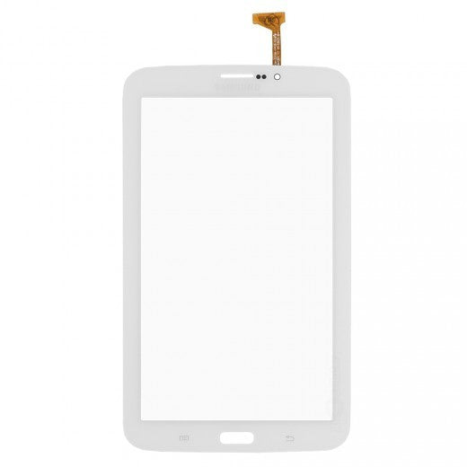 SAMSUNG GALAXY TAB 3 3G P3200 7.0 TOUCH SCREEN DIGITIZER WHITE (EARPIECE HOLE)