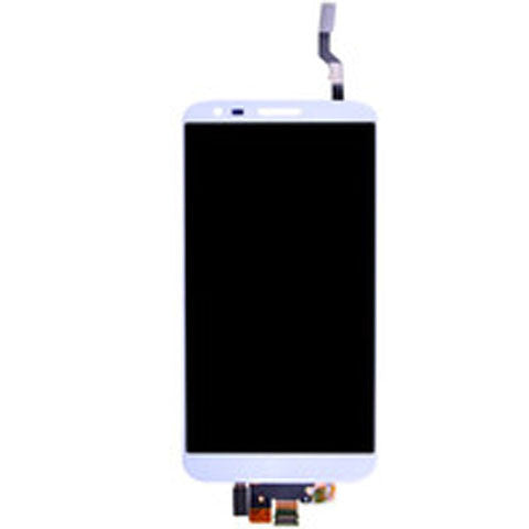 LG G2 D802 D805 LCD Display Touch Digitizer Screen Assembly White OEM global version