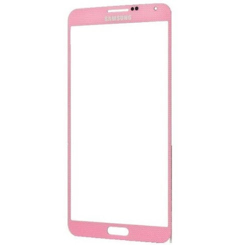 Samsung Galaxy Note 2 N7100 i317 T889 N7105 N7102 Glass lens Pink