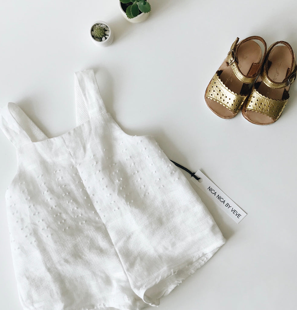 Pearl Playsuit