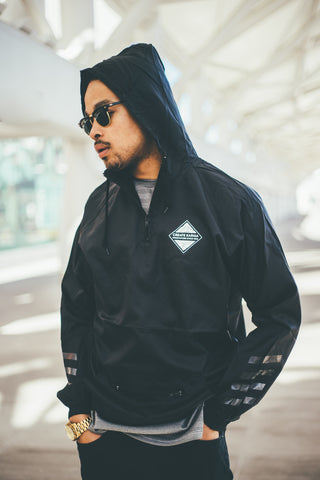 Create Karma Clothing - Anorak Pullover Jacket - FAZE Apparel - Flagship Store - New Release - 1