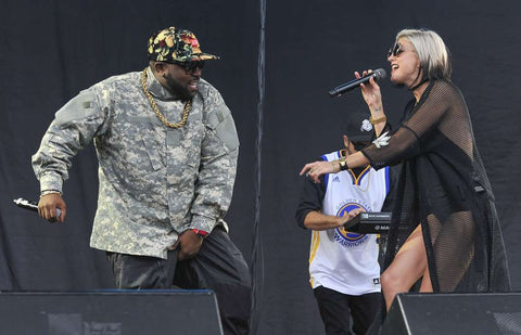 FAZE Apparel - Big Boi - Outkast - Big Grams - Outside Lands Festival - Fuck Yo Couch Snapback Hat - 1