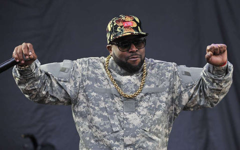 FAZE Apparel - Big Boi - Outkast - Big Grams - Outside Lands Festival - Fuck Yo Couch Snapback Hat - 2