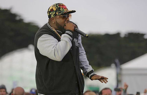 FAZE Apparel - Big Boi - Outkast - Big Grams - Outside Lands Festival - Fuck Yo Couch Snapback Hat - 7