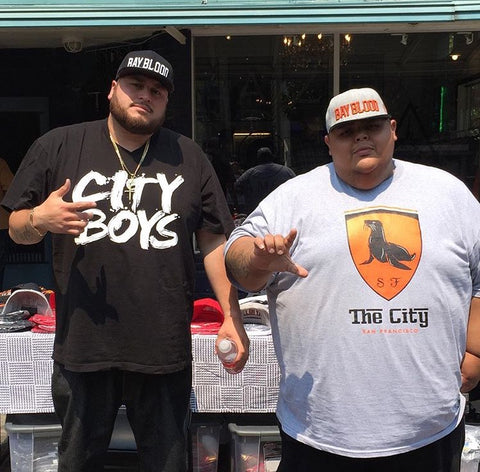 FAZE Apparel - Block Party - Event - San Francisco - Bay Blood Clothing - Lavish Seal - Mission District - 1