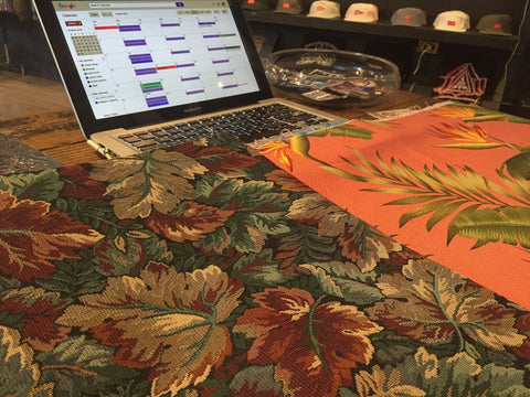 FAZE Apparel - Fabric Swatch - Sampling - Cut and Sew - Production - 1