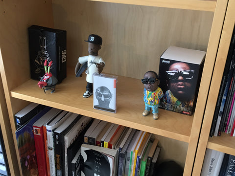 FAZE Apparel - Fearless Feature - 8bithiphop - Hip Hop - J Dilla - Notorious BIG - Vinyl Toys - Chris_Heezy - 4