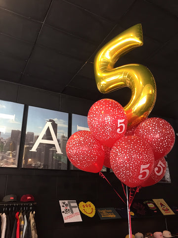 FAZE Apparel - Flagship - 5 Year Anniversary Party - Recap photos - cover - 1