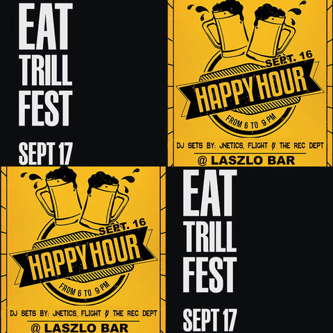 FAZE Apparel - Happy Hour - Eat Trill - Events - San Francisco - Mission District - 1