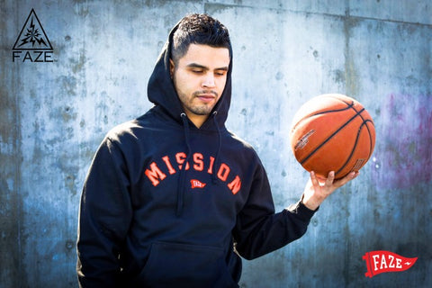 FAZE Apparel - Video Promo - On A Mission Hoodie - Strategik Media - Cezar Guerrero - Professional Basketball Player - 1