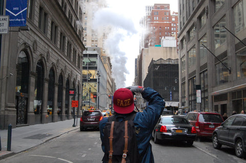 FAZE Apparel - Fearless Pic of the Week - Fearless Friday - Photographer - New York City - Passion - 8