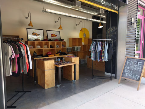 Facebook HQ - FAZE Apparel - Pop-Up  - Event - 2