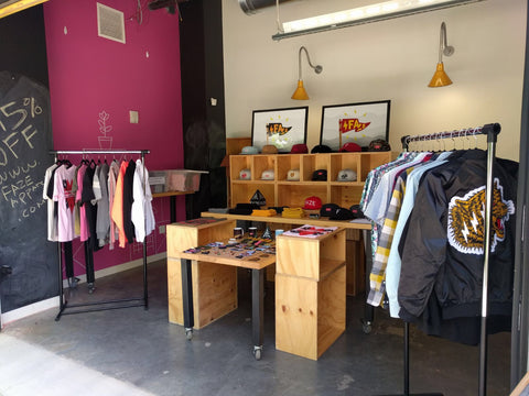 Facebook HQ - FAZE Apparel - Pop-Up  - Event - 3