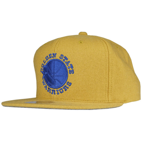 Mitchell-and-Ness-Golden-State-Warriors-Melton-Proper-Snapback-Hat-in-yellow-1