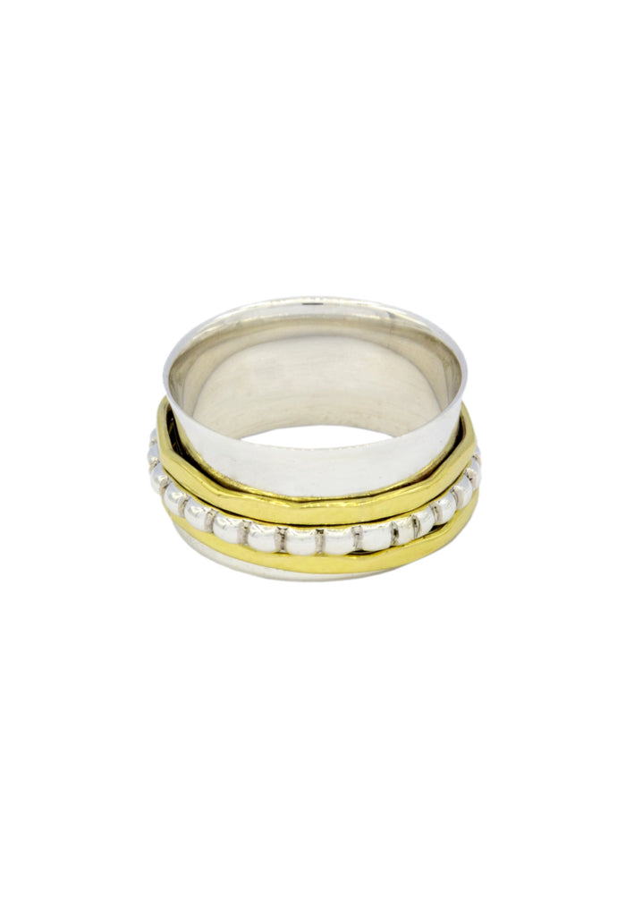 Spinner ring Morning Dew