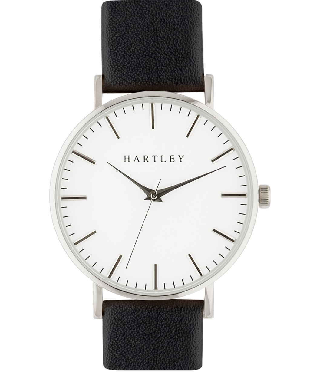 HARTLEY ORIGINALS Silver & Black