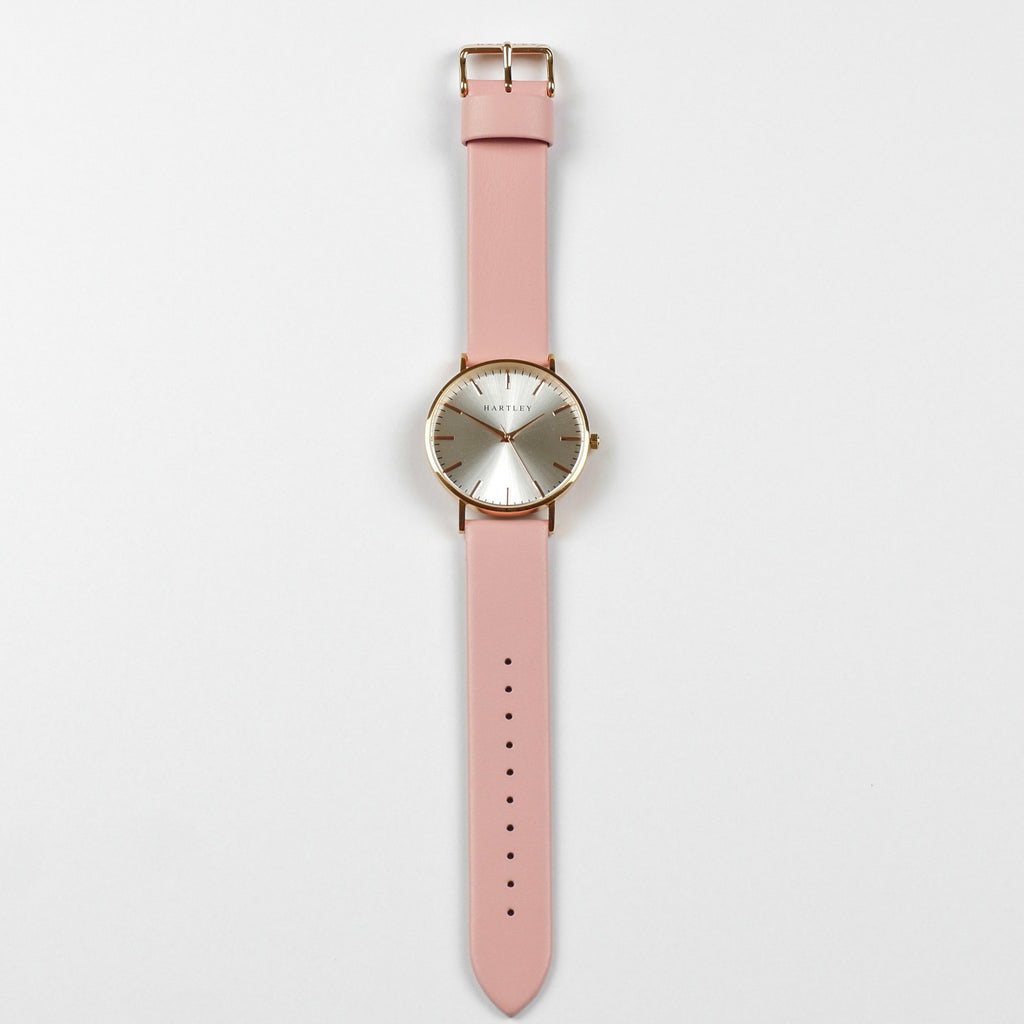 HARTLEY ORIGINALS Rose Gold & Pink