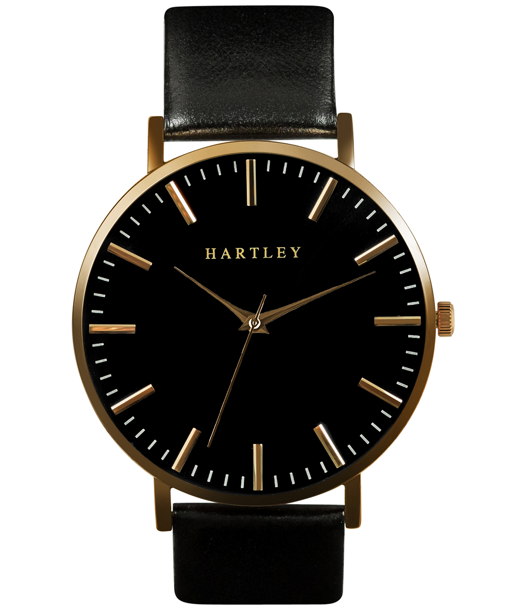 HARTLEY ORIGINALS Black & Gold
